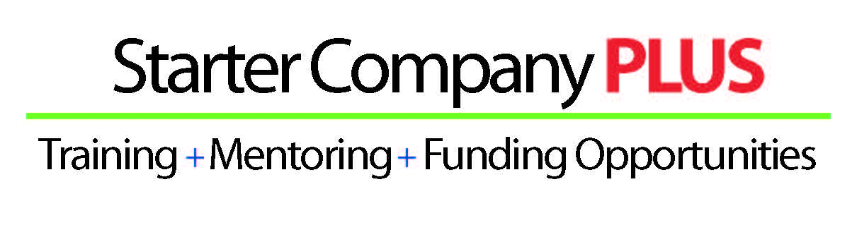 Starter Company Plus, Training, Mentoring and Funding Opportunies_logo