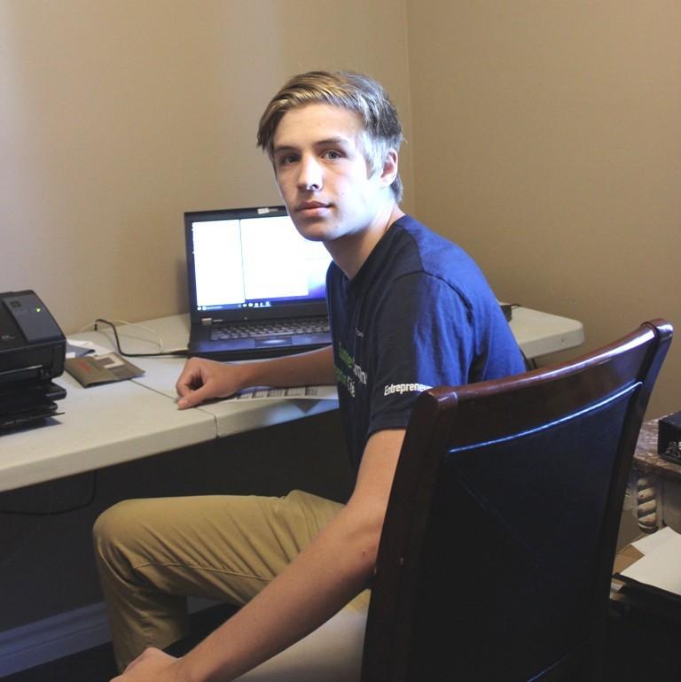 Gavin Lauderdale owner of Digital Memories