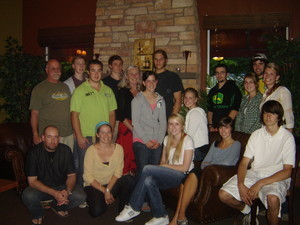 Summer Company 2009: Participants with Business Mentors