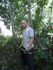 <b>Malcolm Cairnie: Cairnie's Odd Jobs 2011</b><br />Malcolm hires his services as a labourer to busy clients who needed an extra hand completing farm chores, yard work and various odd job.