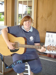 <b>Jeanette Tuby: Musical Me 2010</b><br />Jeanette provided one-on-one musical instrument lessons.