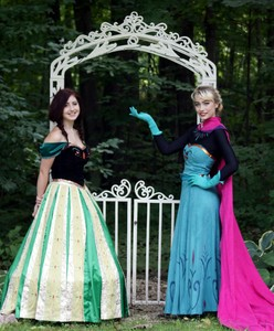 <b>Cricket Guest - Enchanting Entertainers - 2014</b><br />Cricket is offering entertainment for childrens parties, community events and family celebrations. She will attend the party dressed as a princess, and at the party or event she will have the children dress-up,