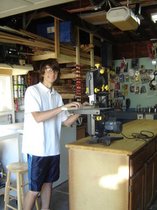 <b>Stuart Kellar: Suarts Woodworking 2009</b><br />Stuart makes handcrafted wooden speciality items that are available for purchase at the local farmers market. His products are useful, environmently-friendly and reasonalbly priced
