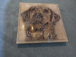<b>3D Dog by Sharn Craftworks</b>