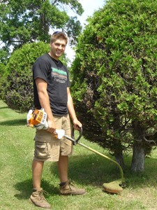 <b>Mathew Boldt - Valley Landscaping - 2008</b><br />Landscaping services